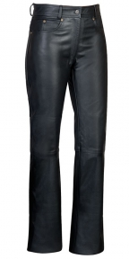 RITA - dámské kožené moto kalhoty