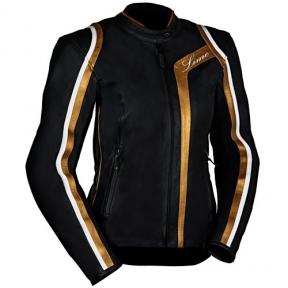 GOLDIE - dámská kožená bunda