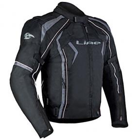 NEO black - pánská textilní moto bunda