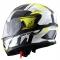 Moto přilba ASTONE RT1200 VIP fluo žlutá