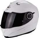 Moto přilba SCORPION EXO-490 solid bílá