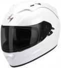 Moto přilba SCORPION EXO-1200 AIR bílá perleť