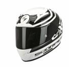 Moto přilba SCORPION EXO-2000 EVO AIR FORTIS černo/bílá