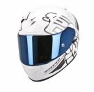 Moto přilba SCORPION EXO-2000 EVO AIR IPSUM pearl bílo/černá