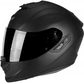 Moto přilba SCORPION EXO-1400 černá matná