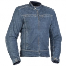 MBW JAMES DENIM JACKET - PÁNSKÁ MOTO BUNDA