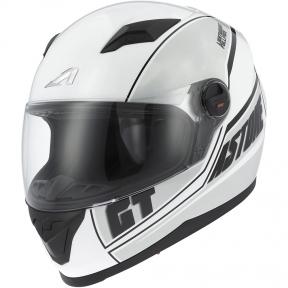 Moto přilba ASTONE GT2 CLOUD bílá