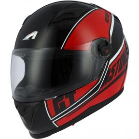 Moto přilba ASTONE GT2 CLOUD červená