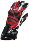 GT-TECH - red sportovní moto rukavice