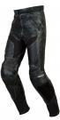 PATRIGO - moto kalhoty z lesklé kůže