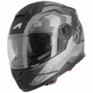 Moto přilba ASTONE GT800 EVO TRACK matná šedá