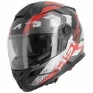 Moto přilba ASTONE GT800 EVO TRACK červená