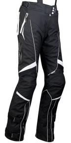 EVELIN black - dámské textilní kalhoty
