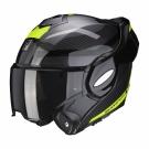 Moto přilba SCORPION EXO-TECH TRAP černo/neonově žlutá
