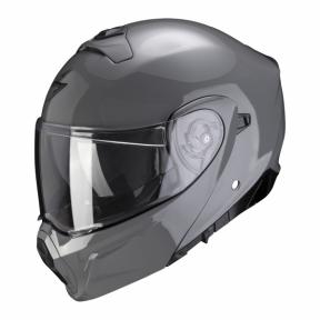 Moto přilba SCORPION EXO-930 solid cementově šedá