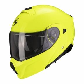 Moto přilba SCORPION EXO-930 solid neonově žlutá
