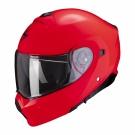 Moto přilba SCORPION EXO-930 solid neonově červená
