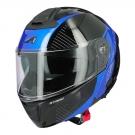 Moto přilba ASTONE RT1300F ONE černo/modrá