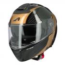 Moto přilba ASTONE RT1300F ONE černo/zlatá
