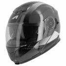 Moto přilba ASTONE RT1200 VANGUARD antracitovo/bílá