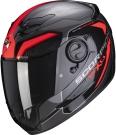 Moto přilba SCORPION EXO-490 SUPERNOVA černo/červená
