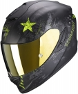 Moto přilba SCORPION EXO-1400 AIR ASIO matná černo/neonově žlutá