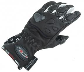 DAISY - dámské kožené rukavice na motorku