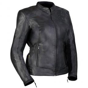 OLIVIA - dámská kožená bunda