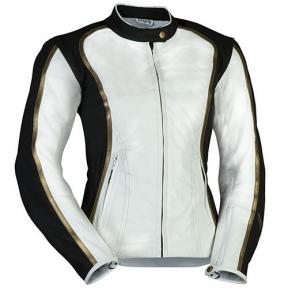 ANITA - dámská kožená moto bunda