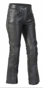 BRIGITA- dámské kožené moto kalhoty
