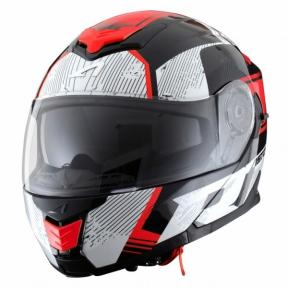 Moto přilba ASTONE RT1200 VIP červená