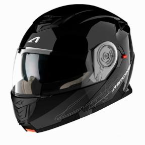 Moto přilba ASTONE RT1200 solid černá