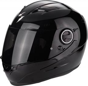 Moto přilba SCORPION EXO-490 solid černá