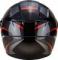 Moto přilba SCORPION EXO-490 VISION černo/neonově červená