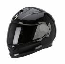 Moto přilba SCORPION EXO-510 AIR solid černá