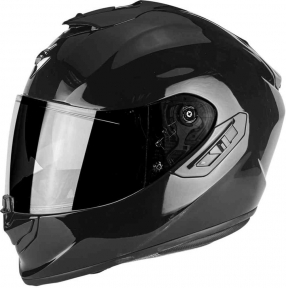 Moto přilba SCORPION EXO-1400 solid černá