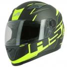 Moto přilba ASTONE GT2 AST matná černo/žlutá